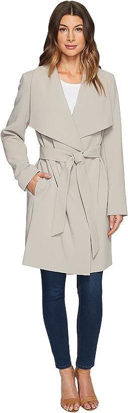 LAUREN Ralph Lauren - Drape Front Belted Wrap