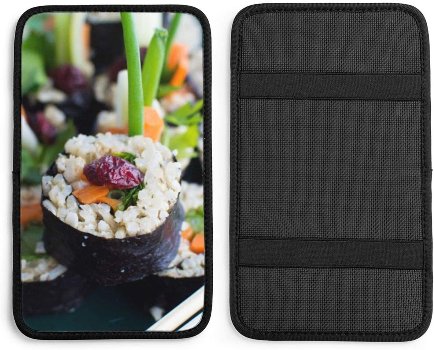 Car Sale price Armrest Cover Funny Sushi Center P Console Auto Design Washington Mall