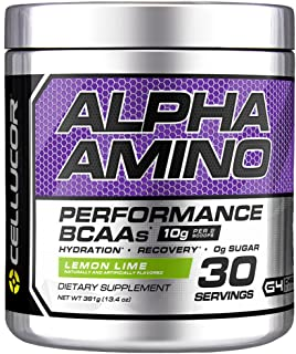Cellucor Alpha 补充剂 BCAA 30份 13.54