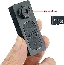 8GB Mini Pocket Button Hidden Spy Camera Video Camera Motion Detection DV Camcorder