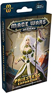 PSI Mage Wars Academy Priestess Board Games