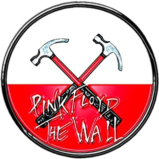 Pink Floyd The Wall Hammers Logo Metal Pin