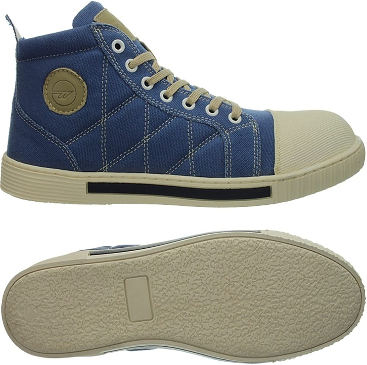 Hi-Tec Faro ST W002277 033 Mens Work boots   Safety boots   Safety trainers bluee 11 UK