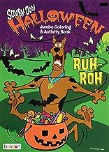 Scooby-Doo! Ruh-Roh Halloween Jumbo Coloring & Activity Book