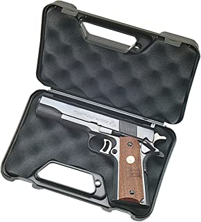 MTM Case-Gard Rectangle Pocket Pistol Case, Black, Model:803-40