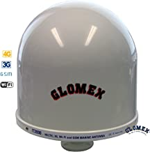 Glomex IT2000 Internet 3G/ 4G / WI/FI / GSM OMNIDIRECTIONAL 360° ANTENNA - Receiver is the new Quad-band antenna (LTE, 3G/UMTS, Wi-Fi and GSM) to stay connected with the mainland - ideal for sailboat & motorboat