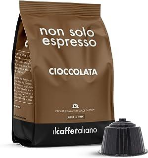 Il Caffè Italiano - 48 Capsule compatibili Nescafè Dolce Gusto Cioccolato - Frhome