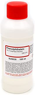 Phenolphthalein Solution, 1%, Alcoholic - The Curated Chemical Collection