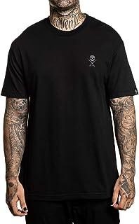 Sullen Men's Standard Issues Short Sleeve T Shirt Black/Grey XL