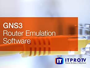 GNS3 - Router emulation software
