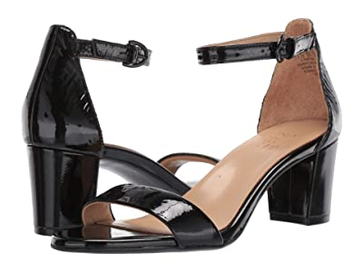 Naturalizer Vera (Black Patent Leather) Women