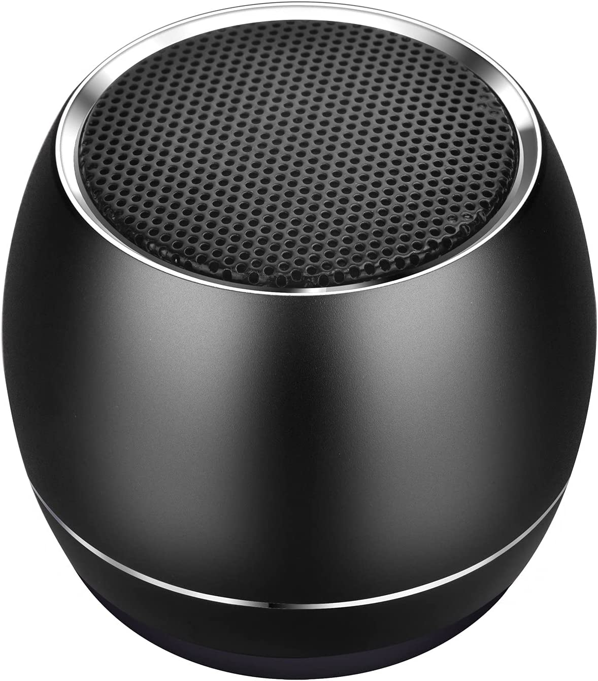 Portable Bluetooth Speakers,Outdoors Wireless Mini Bluetooth Speaker with Built-in-Mic,Handsfree Call,TF Card,HD Sound and Bass for iPhone Ipad Android Smartphone and More (Black)