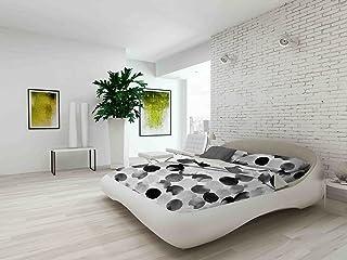 """MB HOME BASIC Dafne"""" Bed Sheet Set, Byblos, Large Single"""