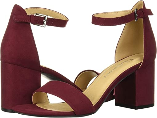 Dark Wine Super Suede