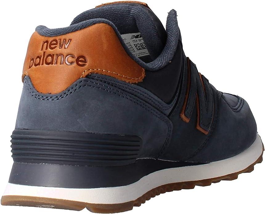 New Balance 574 Nbd Sneaker Hommes Bleu : Amazon.fr: Chaussures et ...