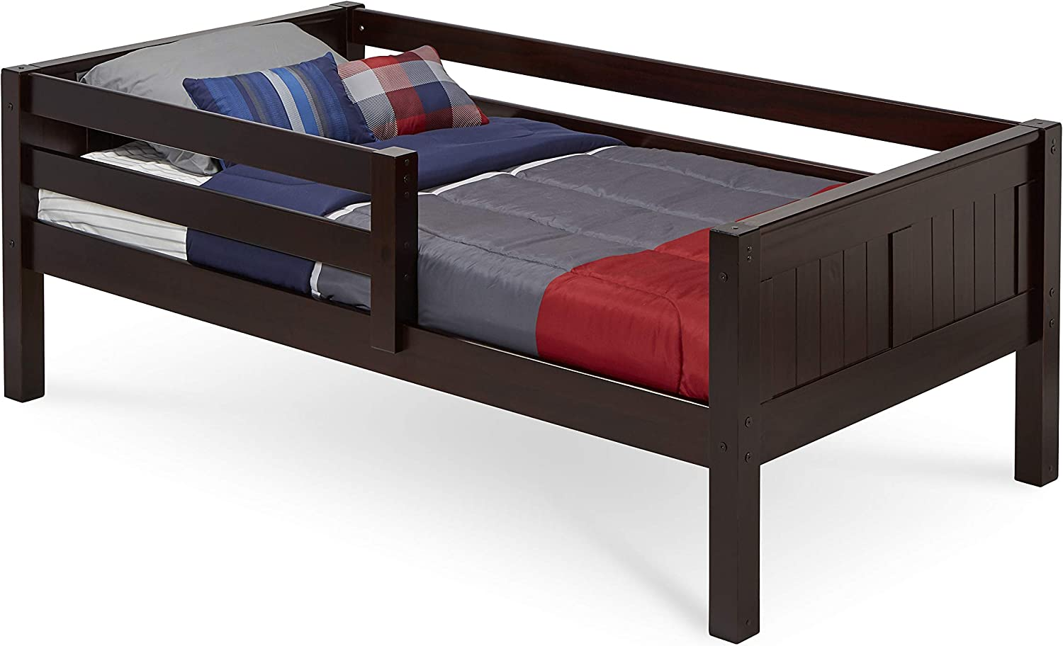 Camaflexi Panel Style Solid Wood Day with Guard Sales of SALE Sale items from new works Bed Front Rail