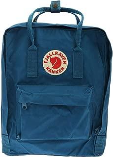 Luxury Fashion | Fjallraven Kanken Mens 23510646 Blue Backpack | Season Permanent