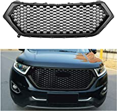 Best ford edge black grill Reviews