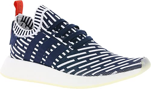 Hausschuhe adidas – NMD_R2 PK Blau rot Weiß