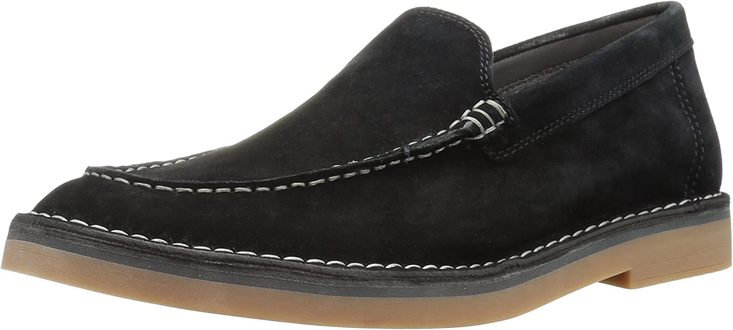 Hush Puppies Mens President Mercer Slip-On Loafer