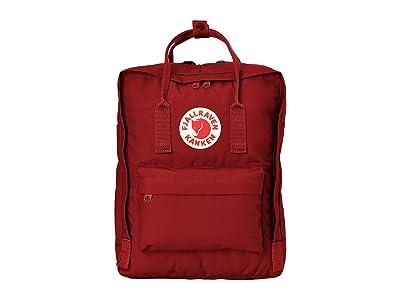Fjallraven Kanken Mini (Deep Red) Backpack Bags