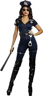 Women's Lieutenant Ivana Misbehave Costume