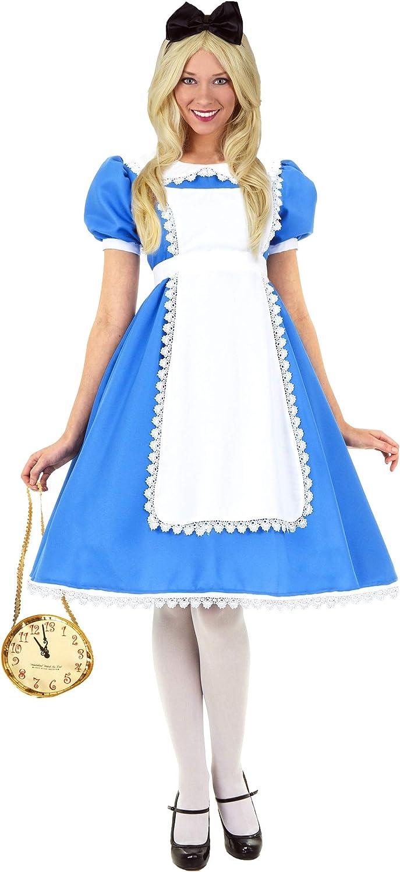 Entrega rápida y envío gratis en todos los pedidos. Adult Adult Adult Supreme Alice Fancy dress costume Medium  tiendas minoristas