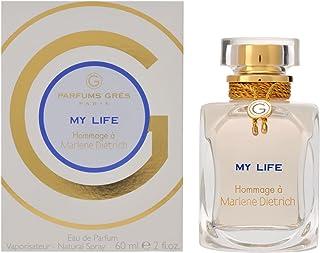 Gres My Life Hommage A Marlene Dietrich Eau De Parfum For Women, 60 ml