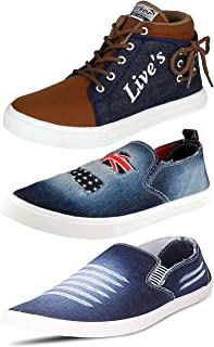 Ethics Shoes Combo Pack of for Men's