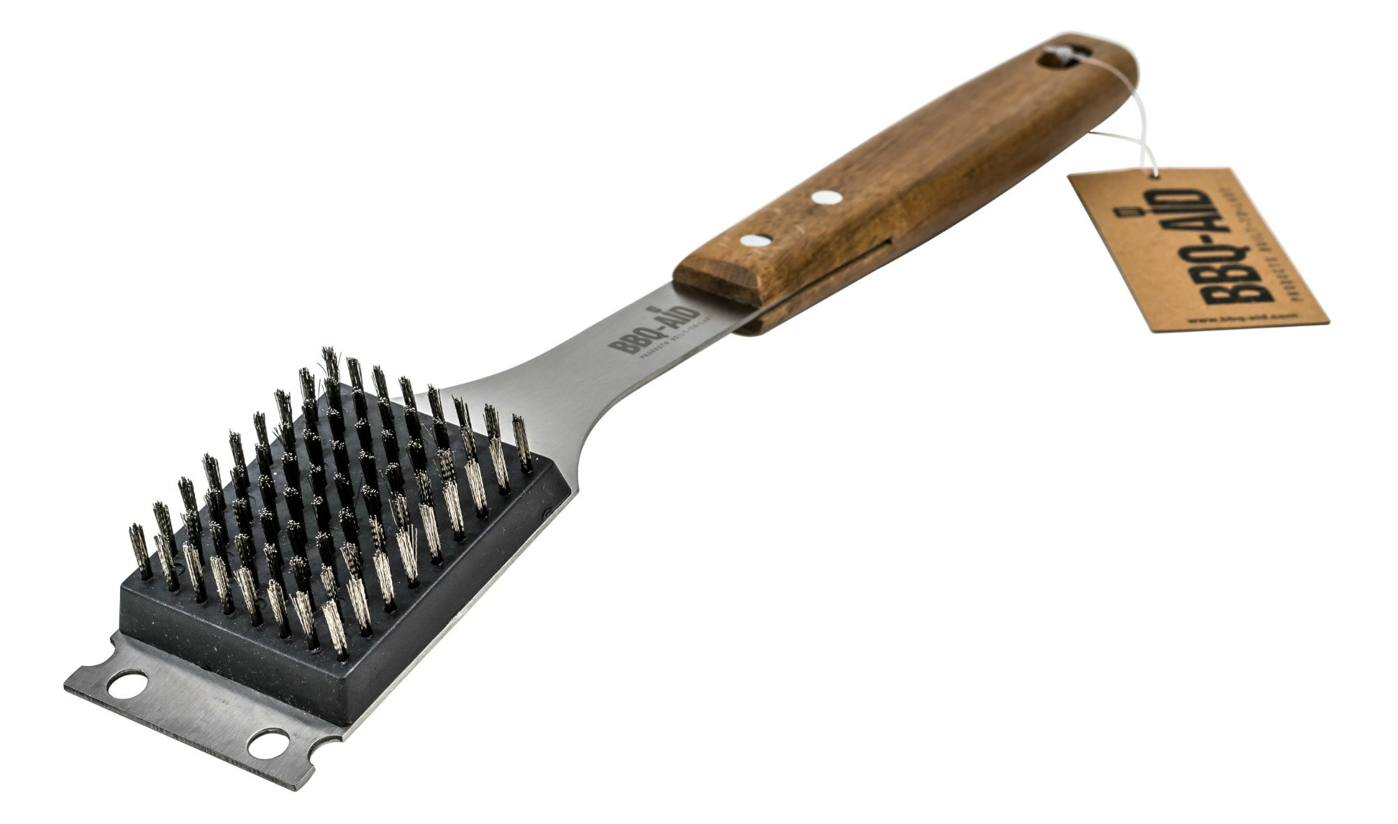 Barbecue Grill Brush Scraper Stainless
