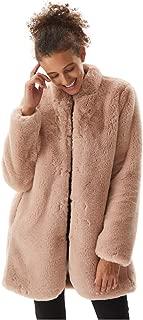 Best pink faux fur parka Reviews