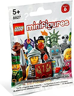 Lego Minifigure Collection Series 6 Mystery