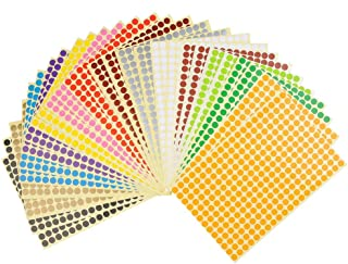 dot color chart