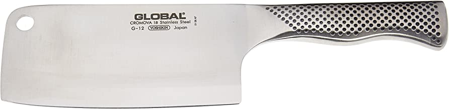 """Global Meat Cleaver, 6 1/2"""", 16cm, Silver"""
