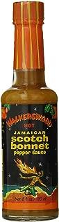 Walkerswood Jamaican Scotch Bonnet Pepper Sauce, Hot, 6 Ounce
