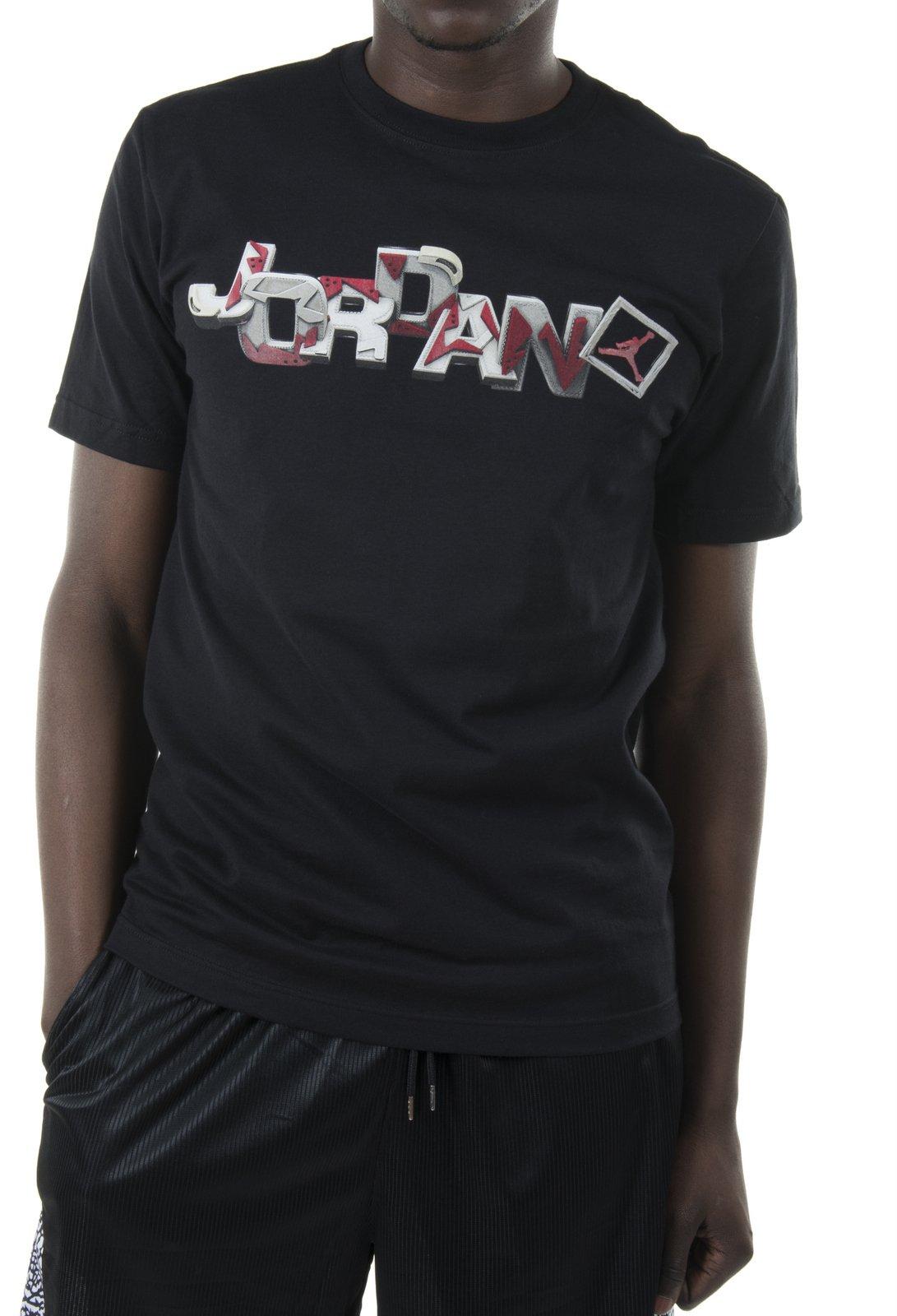 Nike Air Jordan AJVI Go 23 Remix 613024 - Camiseta para hombre, talla M, color negro: Amazon.es: Deportes y aire libre