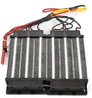 Calentador de aire de cerámica PTC 110V / 220V 1500W Aislante de cerámica PTC Calentador de aire PTC elemento de calefacción (110V1500W)