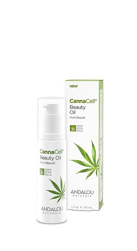 例オークランド絡み合いオーガニック ボタニカル 美容液 美容オイル ナチュラル フルーツ幹細胞 ヘンプ幹細胞 「 CannaCell? ビューティーオイル 」 ANDALOU naturals アンダルー ナチュラルズ