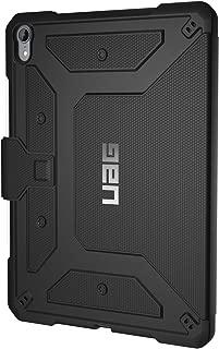 【日本正規代理店品】 URBAN ARMOR GEAR 11インチ iPad Pro(2018)用 METROPOLISケース ブラック UAG-IPDPROMFB-BK