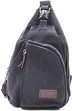 Kalevel Outdoor Travel Crossbody Backpack Casual Shoulder Chest Bag Men Women