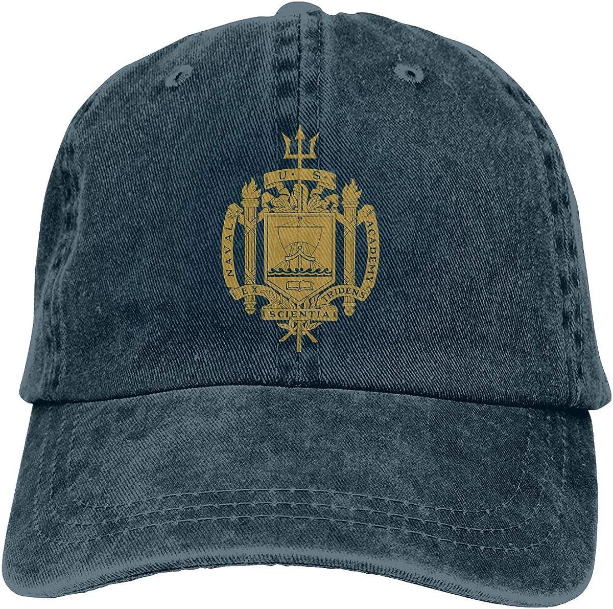 Usna Commemorate Casquette Cap Vintage Adjustable Unisex Baseball Hat