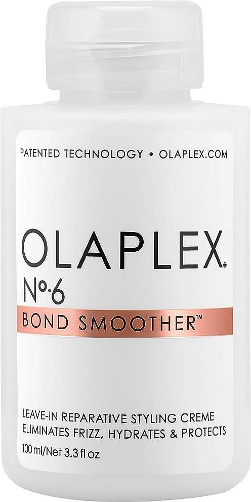 充電新聞柱Olaplex No.6 Bond Smoother オラプレックス ボンドスムーサー 流さないトリートメント -100ml