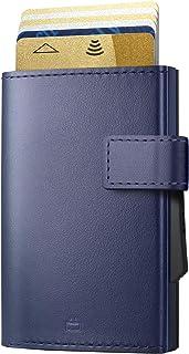 Ögon Smart Wallets - Cascade Wallet Snap Cartera Tarjetero - Protección RFID: Protege Tus Tarjetas de Robar - hasta 8 Tarj...