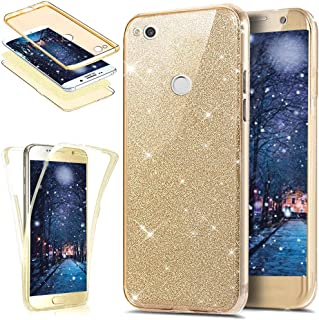 Amazon.fr : Coque Huawei P8 Lite Or
