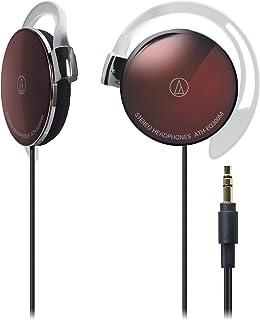 Audio Technica ATH-EQ300M BW Brown   Ear-Fit Headphones (Japan Import)