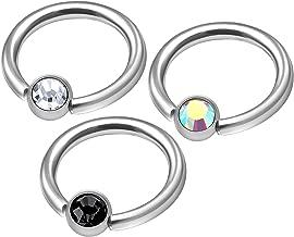 Best smiley piercing jewellery uk Reviews