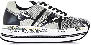 PREMIATA Luxury Fashion Womens BETH4116 Beige Sneakers | Fall Winter 19