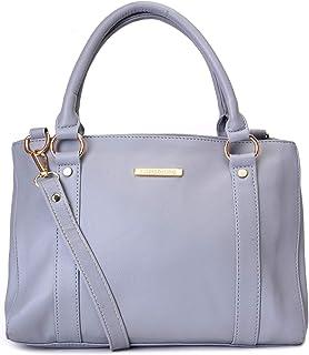 Lapis O Lupo Women's Satchel (Grey)
