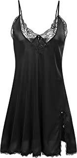 Best plus size chemise nightwear Reviews