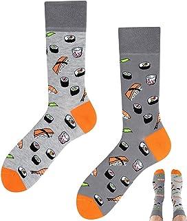 TODO COLOURS Casual Mix & Match Sushi Socken mehrfar